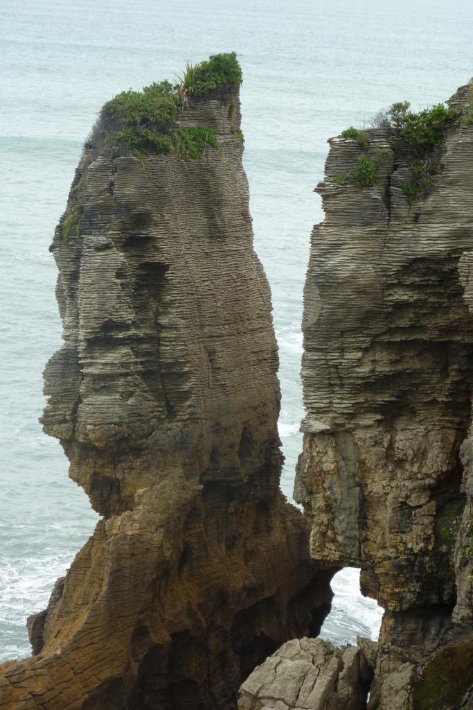 Pancake Rocks - Punakaiki