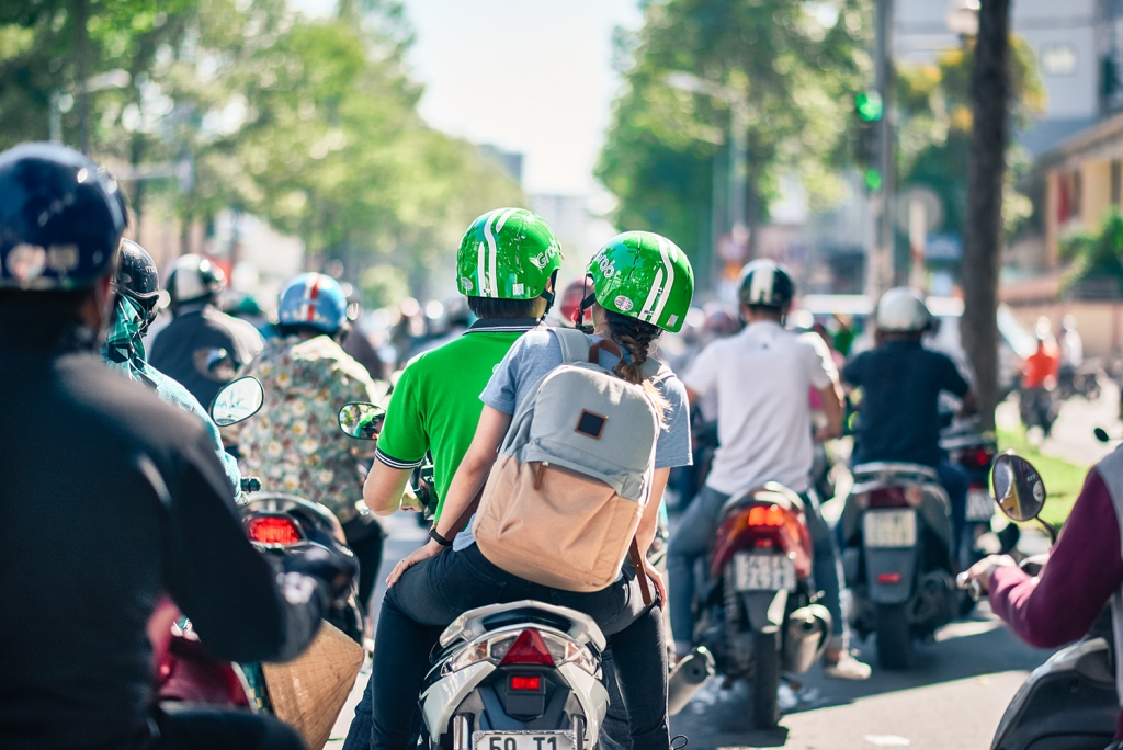 GrabBike's hottest promotion of the year for first time users - Oi