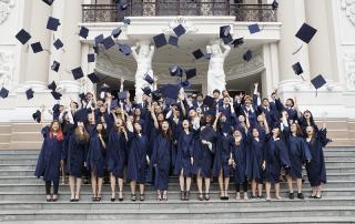 ISHCMC Graduating Class of 2016