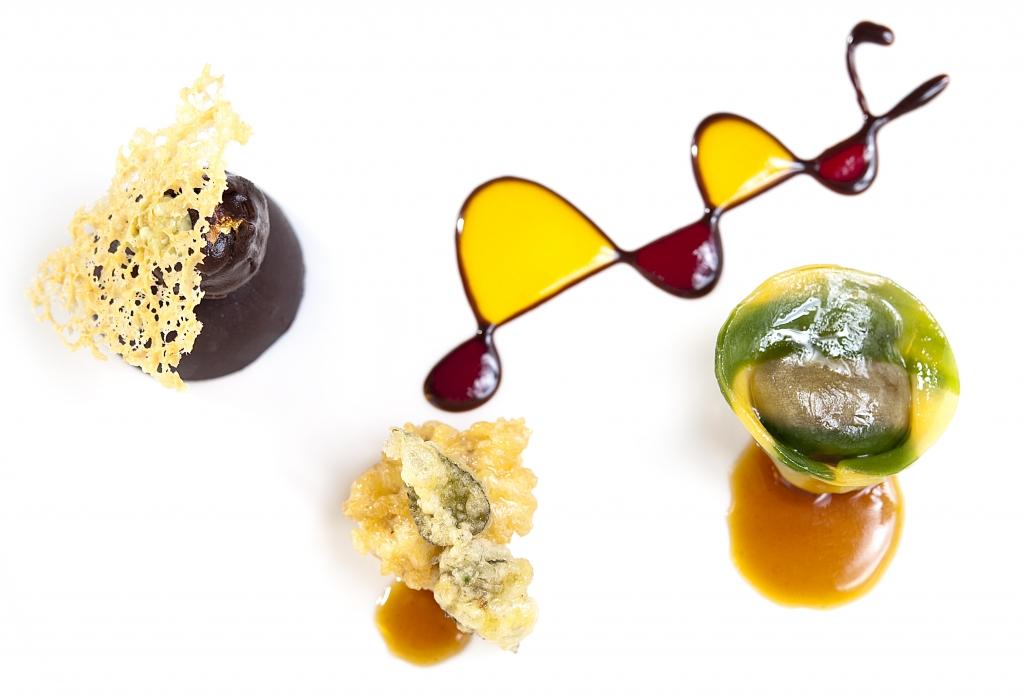 Trio of foie gras (1)