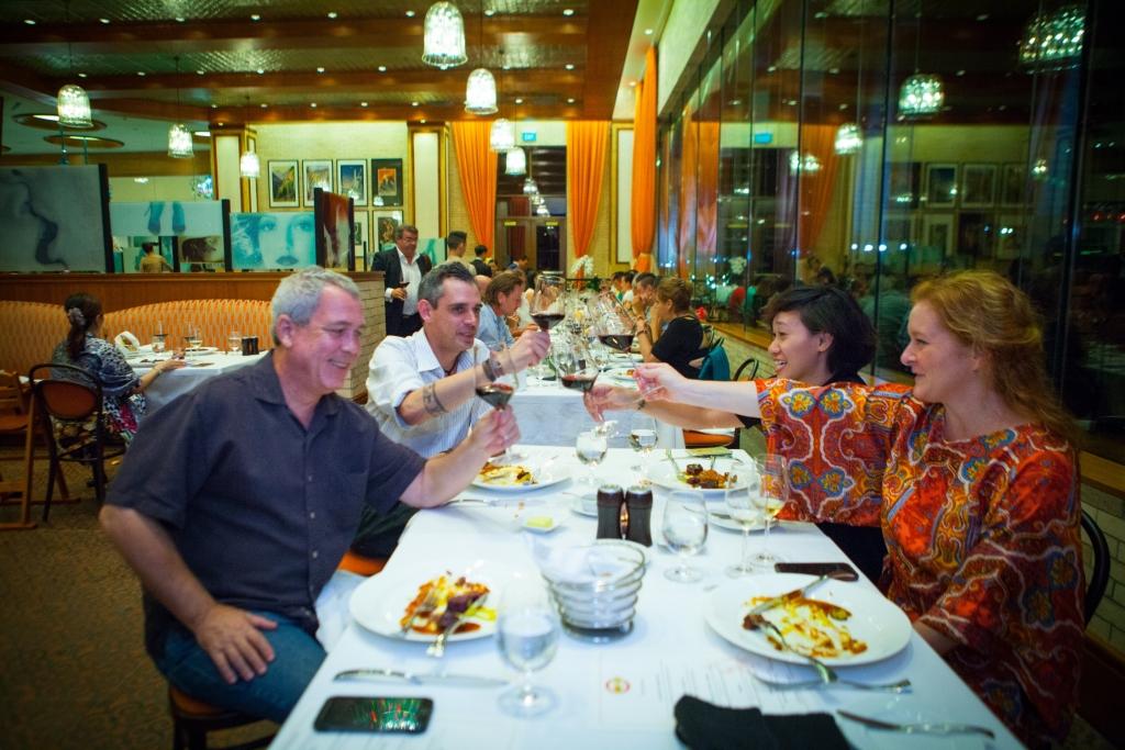 Wine Dinner in June (2)