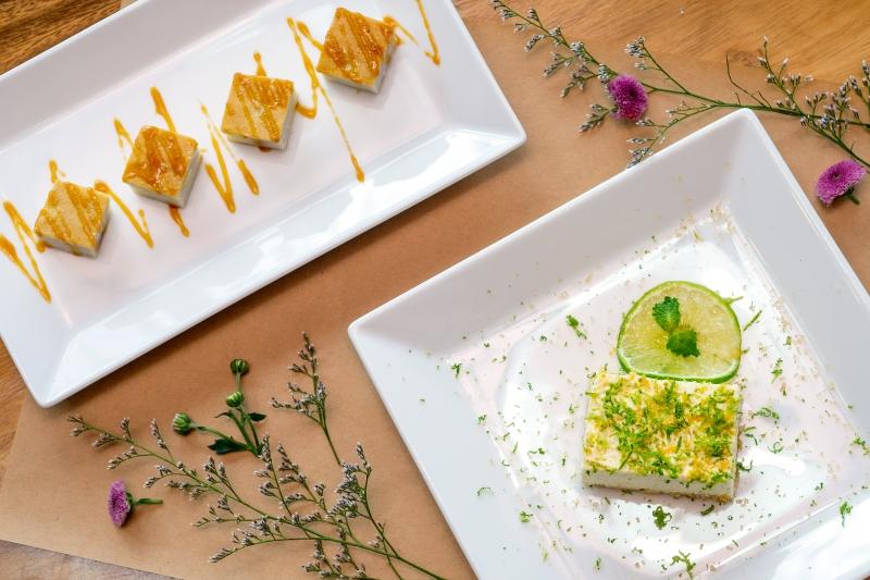 oi-vietnam-sep2016_thefishsauce_desserts_light-lime-cheesecake-the-fish-sauce-signature-taro-cake_dsc8984_nt