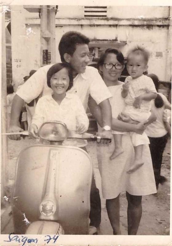 Family old1 - Vespa