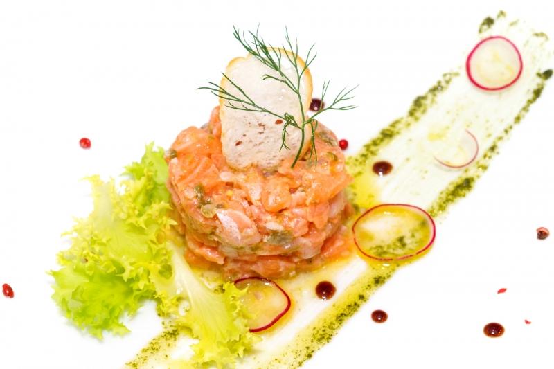 Oi Vietnam-Jan2017_Le Beguine_Limed salmon tartare_DSC4181_NT