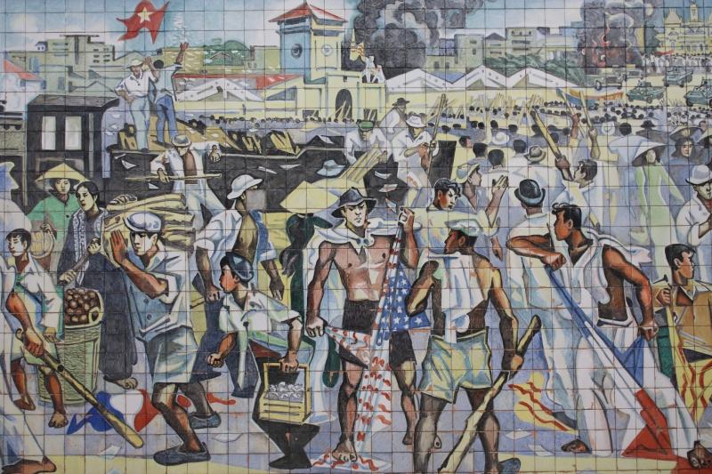 War Mural