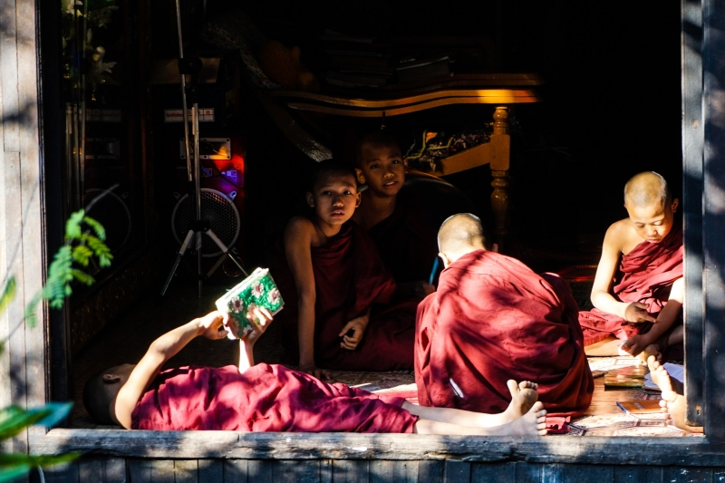 Myanmar - Dannuphyu - 2017-01-19 - Image by James Pham-3
