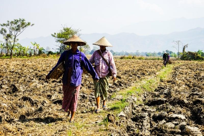 Myanmar - Mandalay - Countryside - Image by James Pham-5