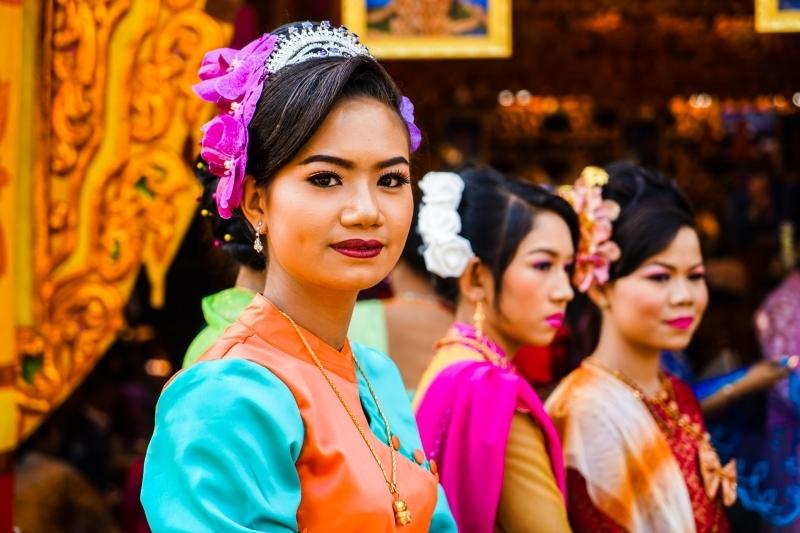 Myanmar - Mandalay - Novitiation - Image by James Pham-12