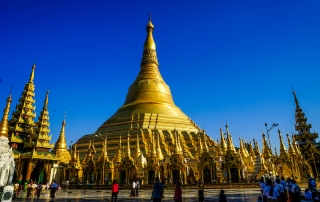 Myanmar - Yangon - Shwedagon Pagoda - Image by James Pham-17
