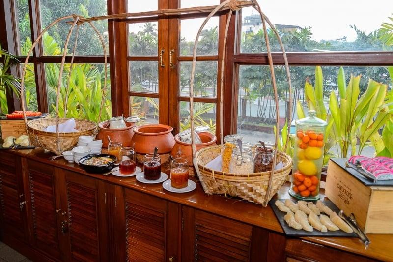 Savoy Hotel Yangon Breakfast Buffet (5)