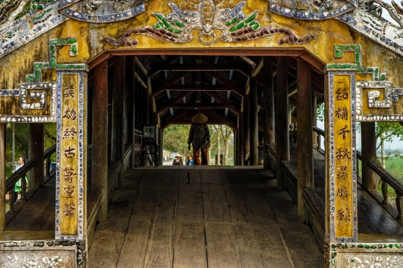 Hue - Thanh Toan Bridge - Image by James Pham-05