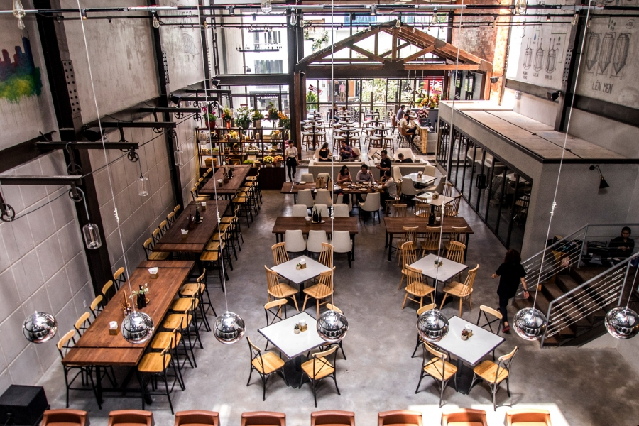 Restaurant Review: East West Brewing Company - Oi