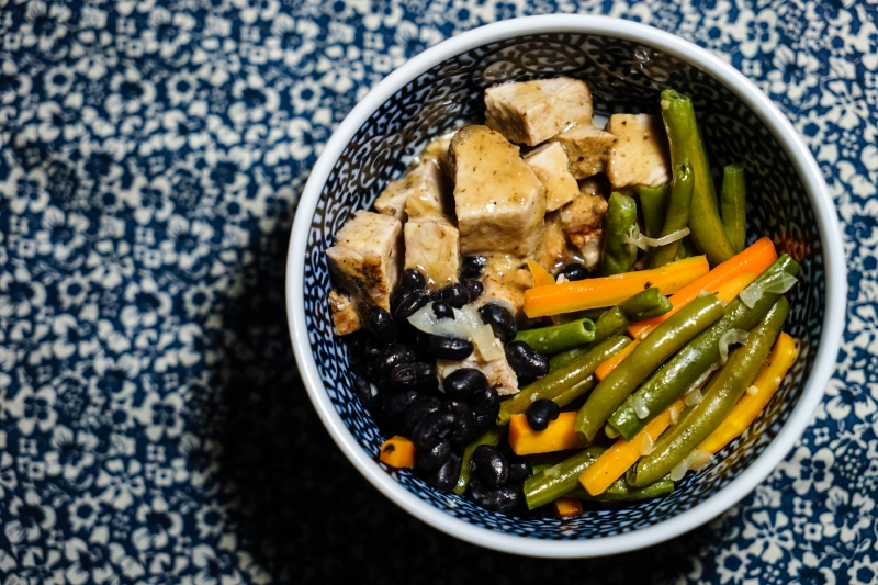 FitMeal VN - Grilled Pork with Mushroom Sauce - Image by James Pham-3