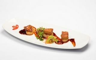 Sheraton Saigon_Li Bai_Foie gras
