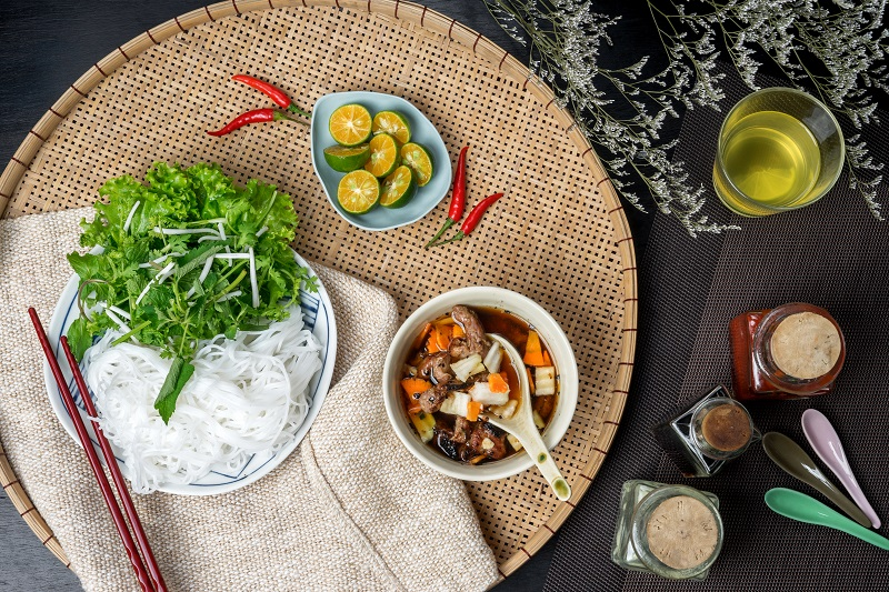 Bun Cha - Recipe of the Month - Oi