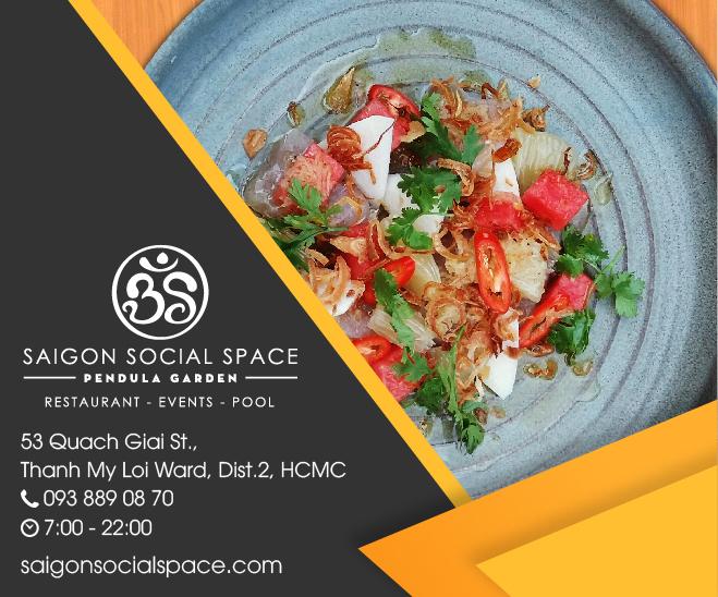 Saigon Social Space
