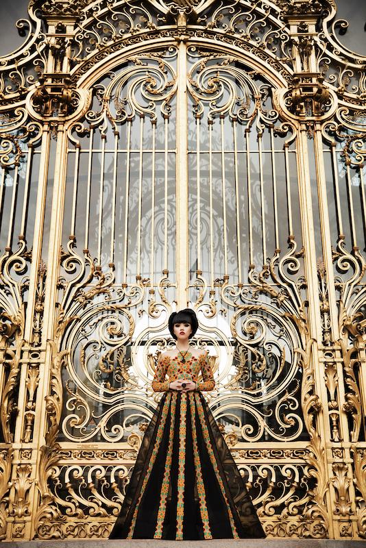 Jessica Minh Anh in Rami Kadi & Satellite Paris