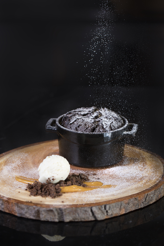 Mad Cow_Chocolate Fondant