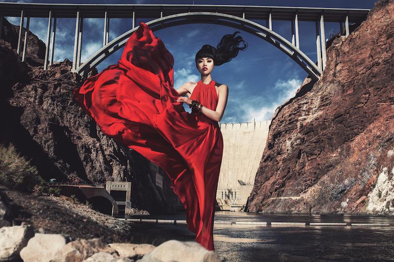 (OFFICIAL) Jessica Minh Anh - Hoover Dam USA