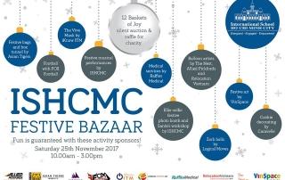 ISHCMC Festive Bazaar