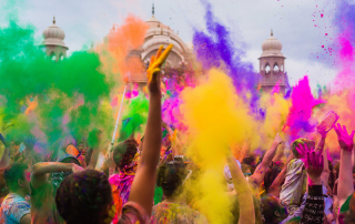 Holi Festival - Festival of Colours