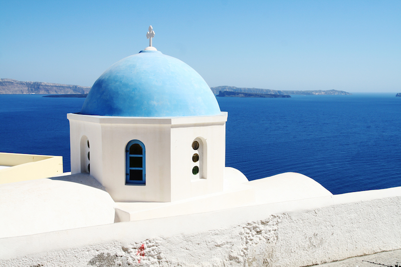 an-iconic-blue-dome-church-in-santorini-greece-1360264