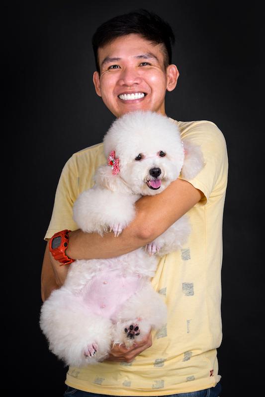 Julian Fabian, co-owner of Dogroom Saigon