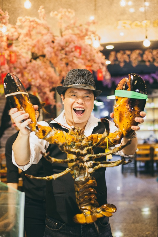 Oi VietNam - Sky Garden - Chef Jack Lee - March 2018 - IMG_0816