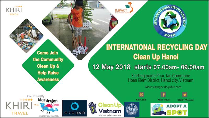 Clean-up Hanoi