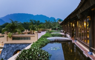EMERALDA RESORT NINH BINH © Aaron Joel Santos / NOI PICTURES - All rights reserved