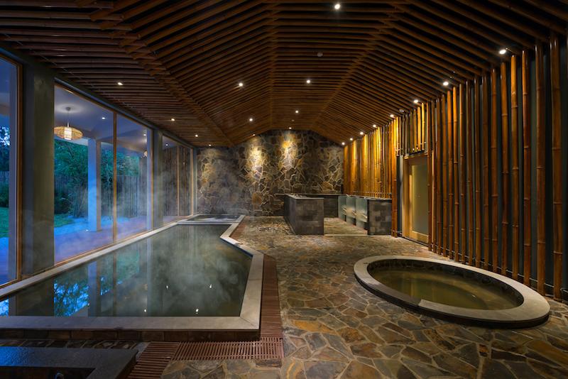Hue - Alba Wellness Resort - Indoor onsen - Image by Alba Wellness Resort