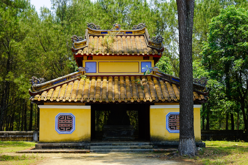 Hue - Gia Long Tomb - Image by James Pham-17