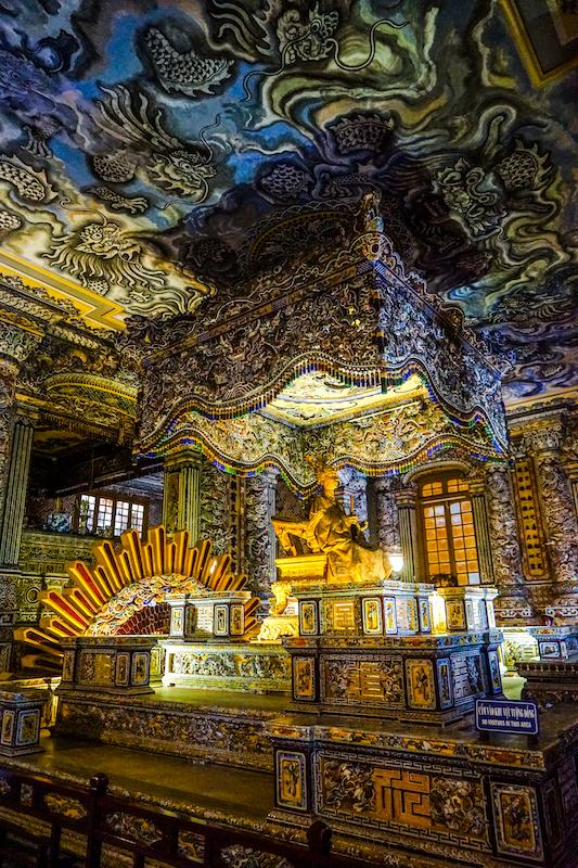 Hue - Khai Dinh Tomb - Image by James Pham-12