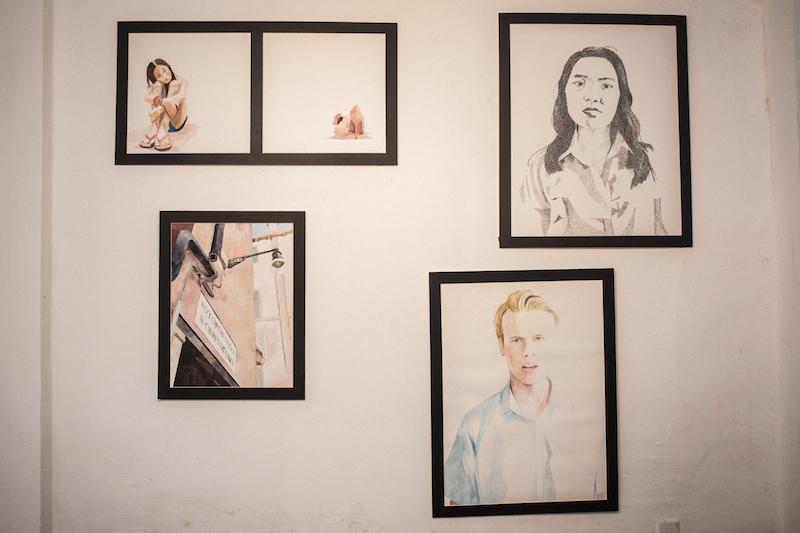 Oi Magazine - Art exhibition - Event - July 2018 - IMG_1457