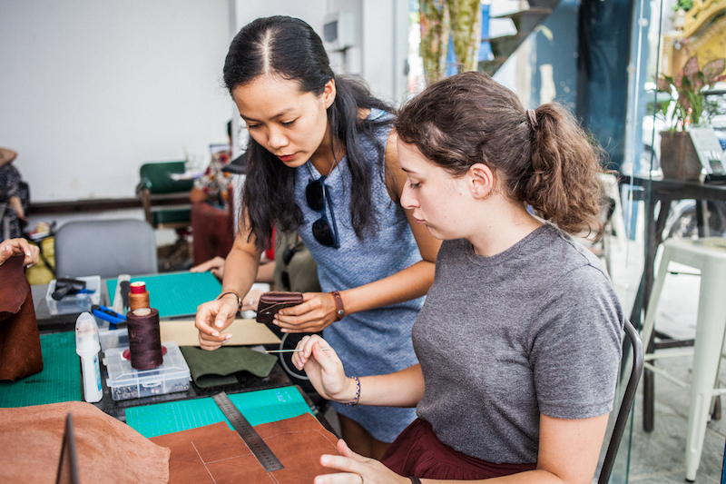 Oi VietNam - Freewill Leather workshops - July 2018 - IMG_1283