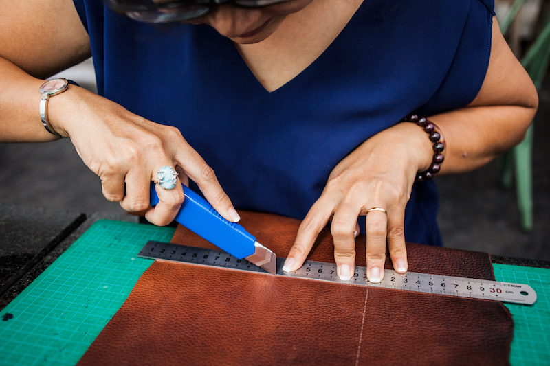 Oi VietNam - Freewill Leather workshops - July 2018 - IMG_1303