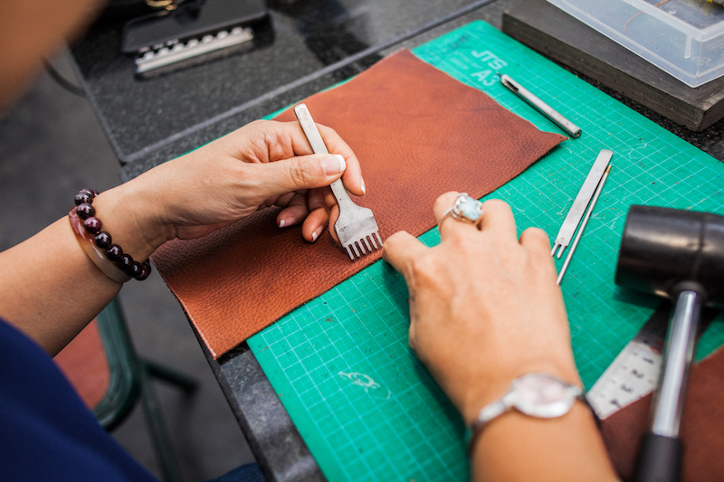 Oi VietNam - Freewill Leather workshops - July 2018 - IMG_1331