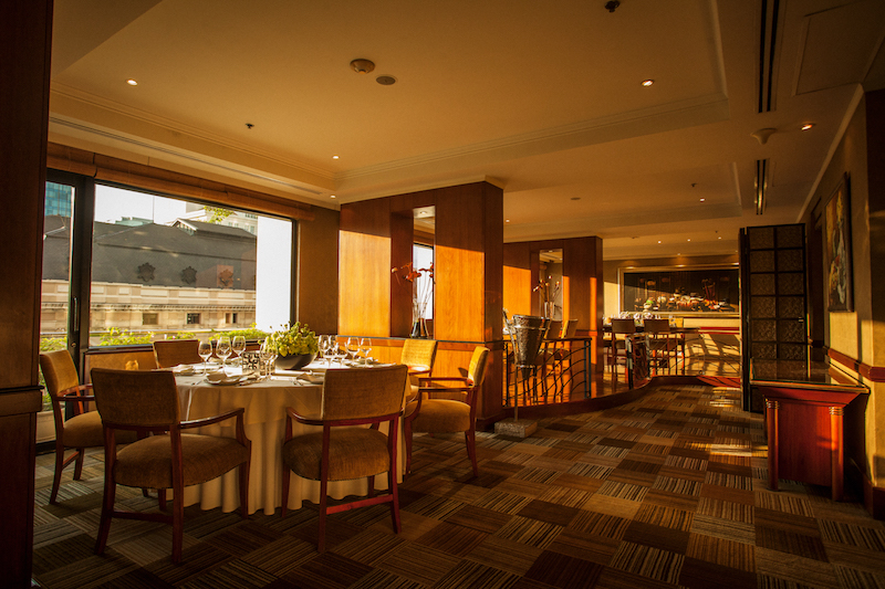 Oi VietNam - Reflections Caravelle Restaurant - Interior - June 2018 - IMG_0409