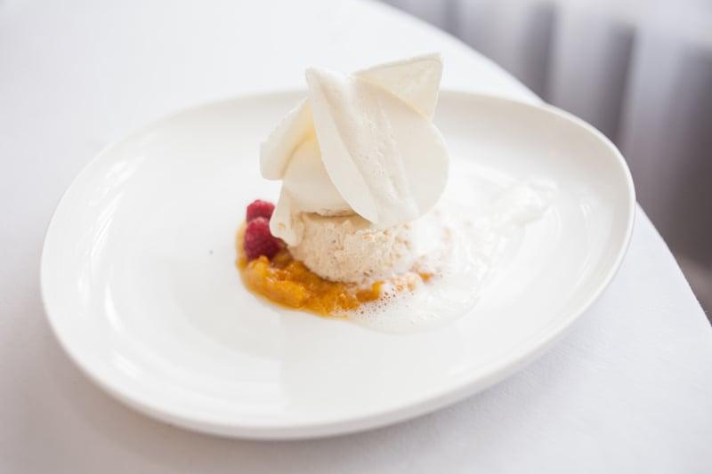 Oi VietNam - l'Escale Restaurant - Icecream nougat - July 2018 - IMG_3461