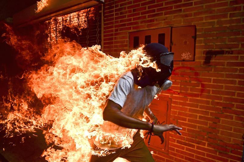 Venezuela Crisis - Ronaldo Schemidt
