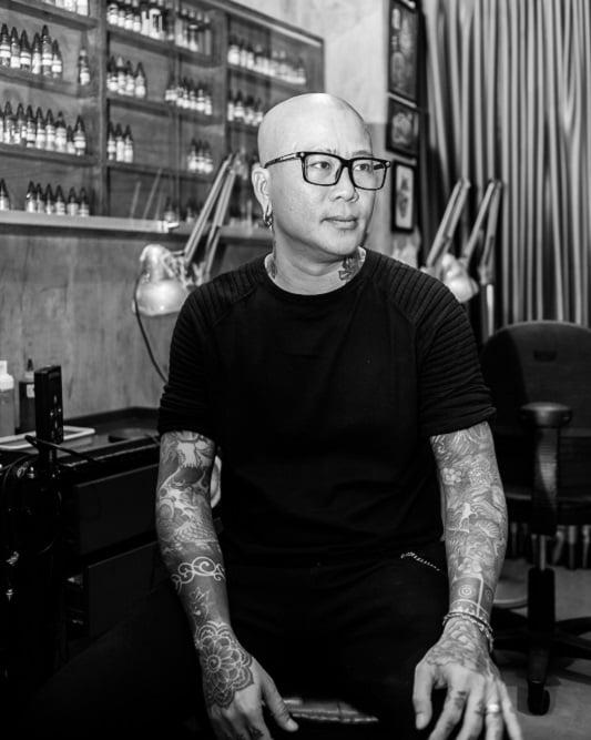 Oi VietNam - Tattoo Artist - Danis Nguyen - Art - August 2018 - IMG_4842