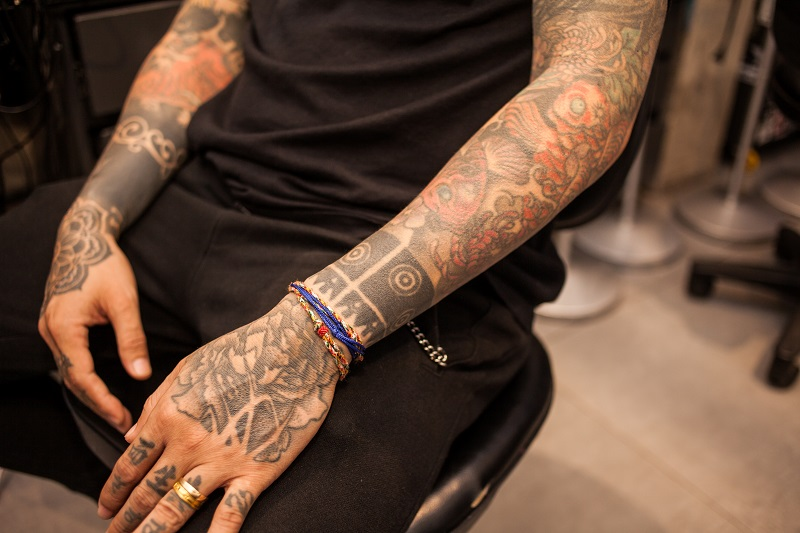 Oi VietNam - Tattoo Artist - Danis Nguyen - Art - August 2018 - IMG_4845