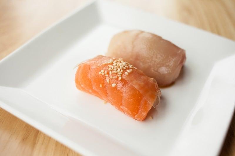 Oi Vietnam - Kasen Restaurant - Sashimi - August 2018 - IMG_5504