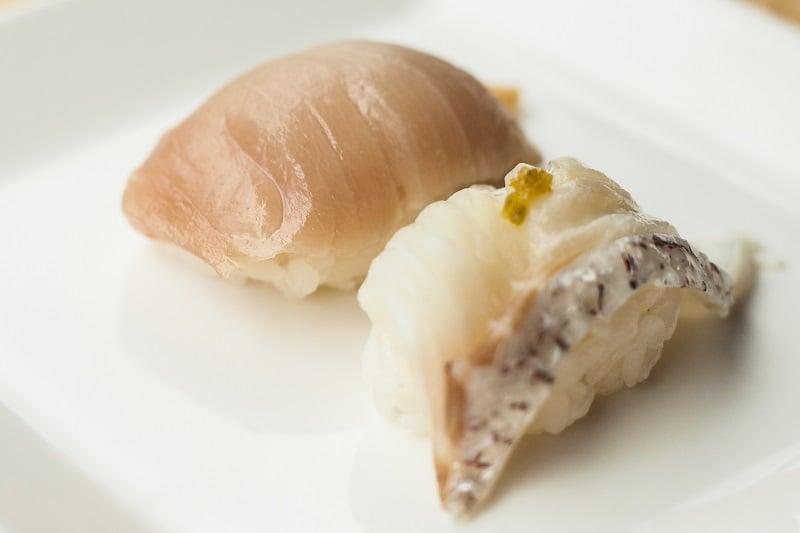 Oi Vietnam - Kasen Restaurant - Sashimi - August 2018 - IMG_5520