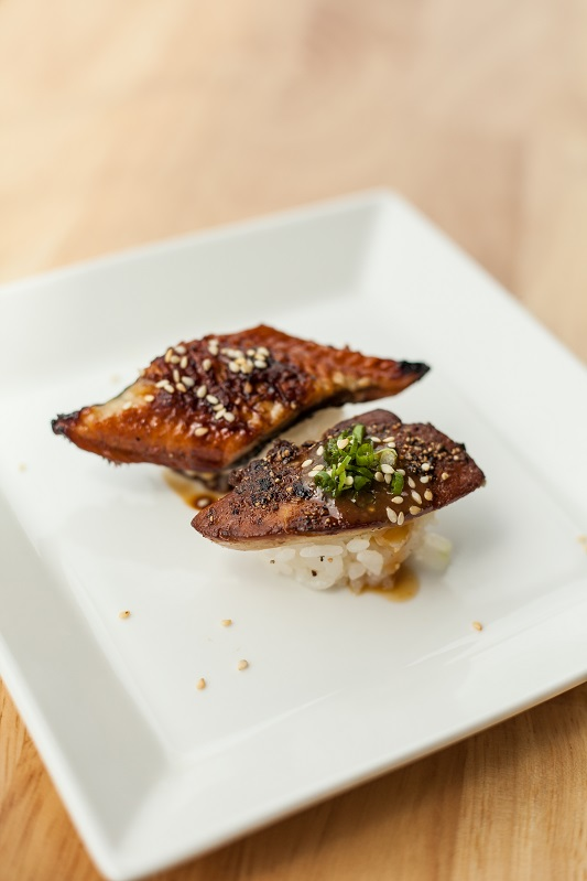 Oi Vietnam - Kasen Restaurant - Sashimi - August 2018 - IMG_5585