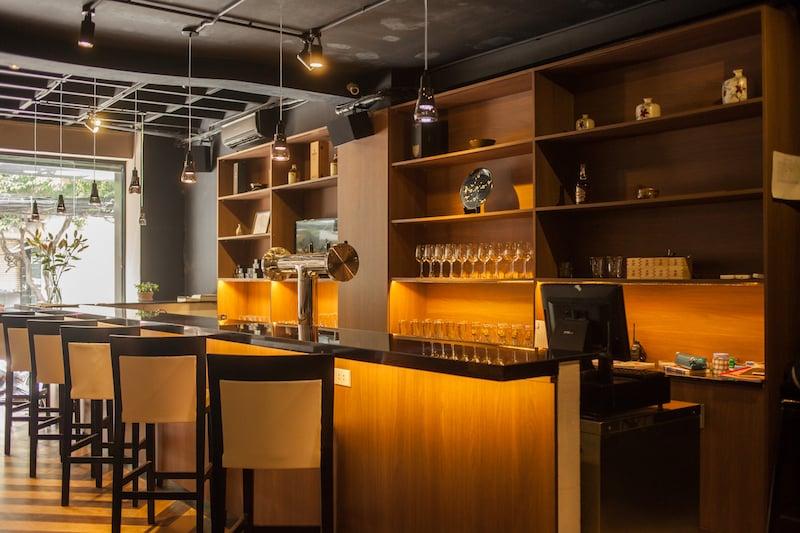 Oi Vietnam - Kasen Restaurant - Sashimi - August 2018
