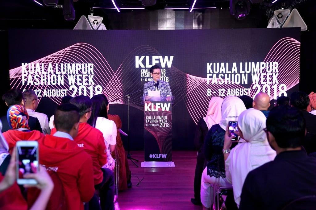Mr. Andrew Tan, Founder of Kuala Lumpur Fashion Week