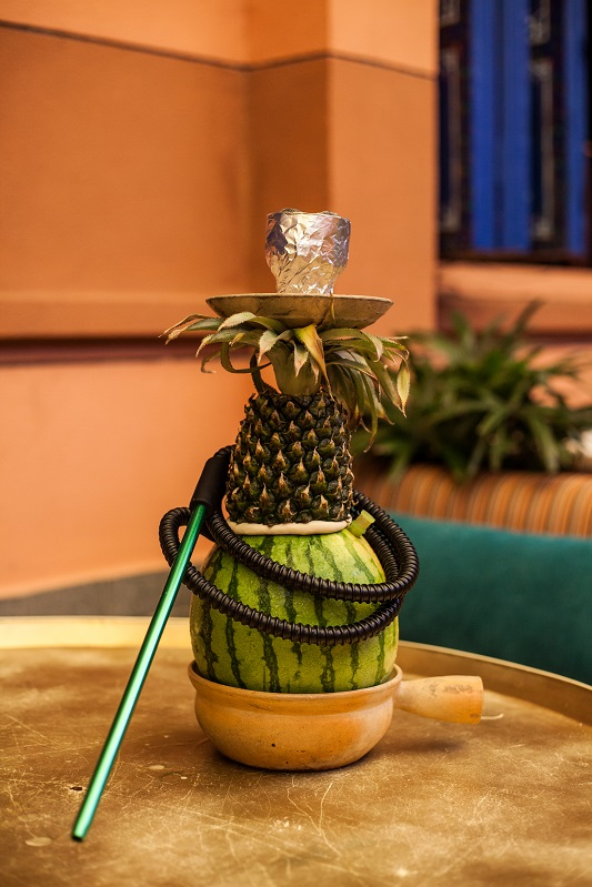 Oi VietNam - Amun garden and lounge - shisha - September 2018 - IMG_7850