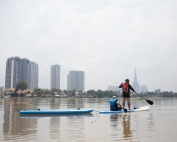 Oi VietNam - Sup - Paddleboard - Saigon River - November 2018 - IMG_1270
