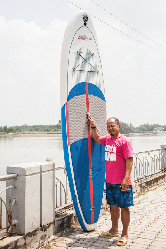 Oi VietNam - Sup - Paddleboard - Saigon River - November 2018 - IMG_1372